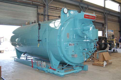 cleaver-brooks-boiler